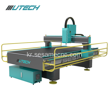 WoodWorking 3 Axis Carving Machine CNC for Aluminum